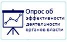Опрос об эффективности деятельности органов власти thumbnail image